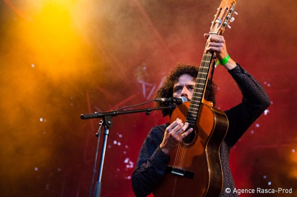 Los Chamanes Cosmicos - Musicaves 2013