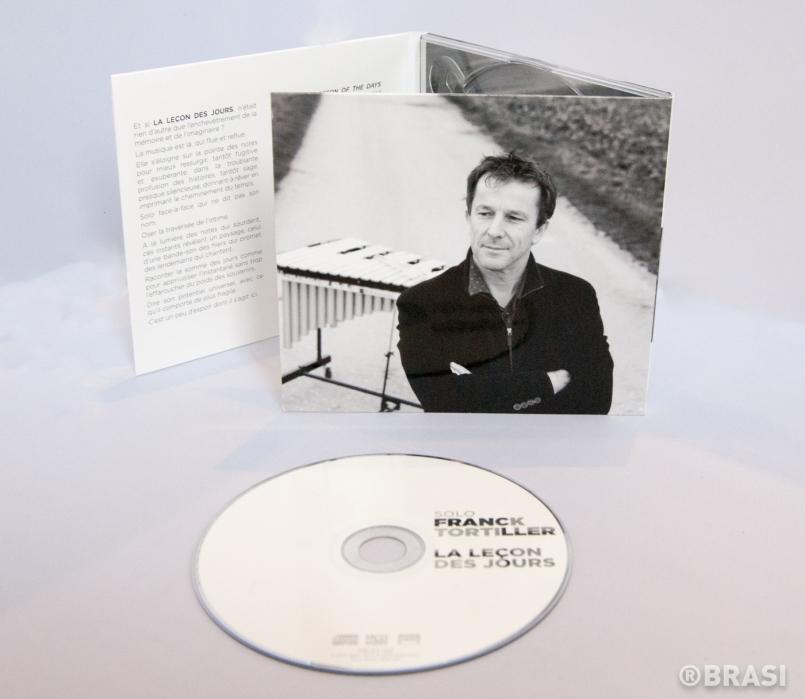 Digipack 3 volets + CD