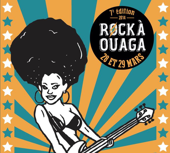 rock a ouaga 2014